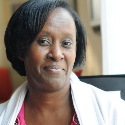 Chantal Mucyo - Member